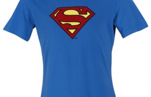 Blue Superman