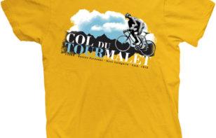 Yellow Bicycle T-Shirt